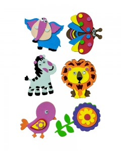 Children Art and Craft Foam Stickers
