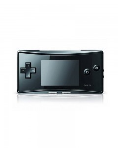 Game Boy Micro Console | Black