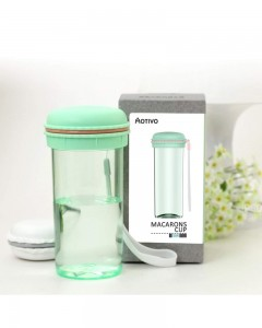 Portronics Por-518 Tumbler Stylus and Health Cup (Green)
