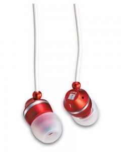 iBall Spirit 251   Earphones With Mic   Red