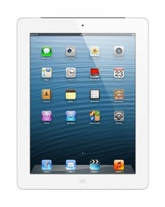 Apple iPad with Retina Display | 128GB | Wi-Fi Cellular | White | ME407HN/A