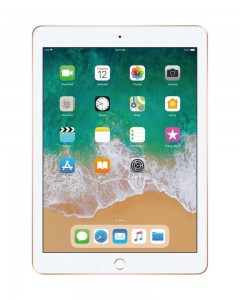 Apple iPad | 6th Gen | 9.7 inch | 32GB | Gold