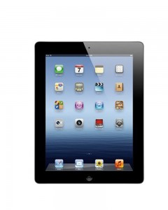 Apple iPad with Retina Display | 128GB | Black | WiFi only | ME392HN/A