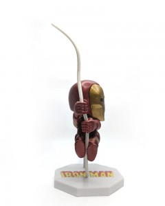 Comet Busters Iron Man Action Figure