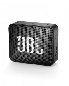 JBL Go 2 Portable Bluetooth Waterproof Speaker | Black