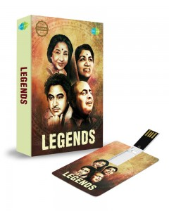 Music Card | Legends