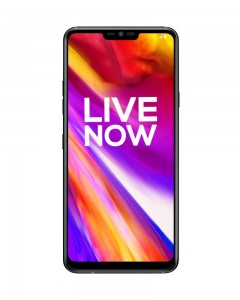 LG G7+ ThinQ | 6 GB RAM | 128GB | Black | Renewed