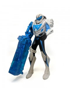 Comet Busters Max Steel Action Figure