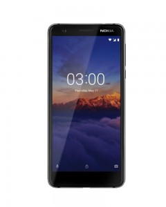 Nokia 3.1 | 2GB | 16GB | Black