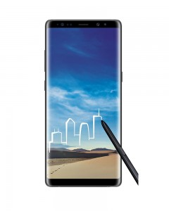 Samsung Galaxy Note 8 | Midnight black | 6 GB | 64 GB