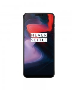 OnePlus 6 | Mirror Black | 6 GB | 64 GB