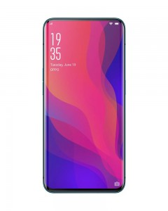Oppo Find X Blue | 8GB | 256GB | Glacier Blue with Bill & 11 Months Manufacturer Warranty