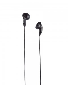 Philips SHE1360/97 In-Ear Headphones | Black