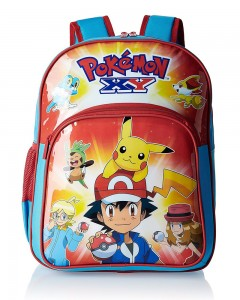 Pokemon Red and Blue Children Bag