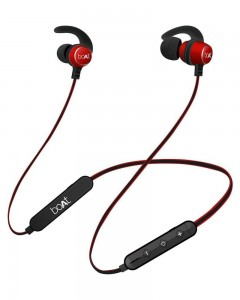 Boat Rockerz 255R | Reloaded Version | Sports Bluetooth Wireless Earphone | Raging Red