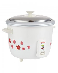 Prestige PRWO 1.8-2 700-Watts Electric Rice Cooker