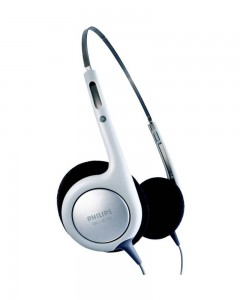 Philips SBCHL140/98 Headphone | Graphite, On the Ear