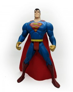 Comet Busters Superman Action Figures