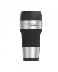 ThermoCafe Thermos | Travel Tumbler | With Grip