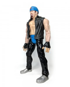 Comet Busters Undertaker Action Figure