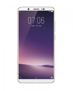 Vivo V7 Plus (Refurbished) (Gold)  WITH BILL AND 6 MONTHS MANUFACTURER WARRANTY
