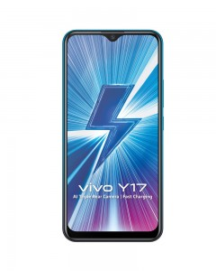 Vivo Y17 | Mineral Blue | 4GB RAM |128GB Storage